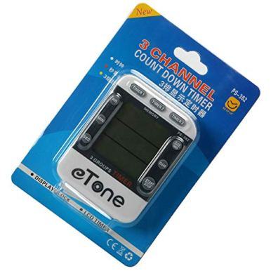 eTone-3-Channel-Timer-Counter-Darkroom-Developing-Countdown-Clock-Processing-Equipment-Film-Camera-Accessories