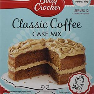 Betty Crocker Classic Coffee Cake Mix 425g (Pack of 6) 51xTfTinC5L