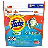 Tide PODS Ocean Mist Scent HE Turbo Laundry Detergent Pacs, 16 count