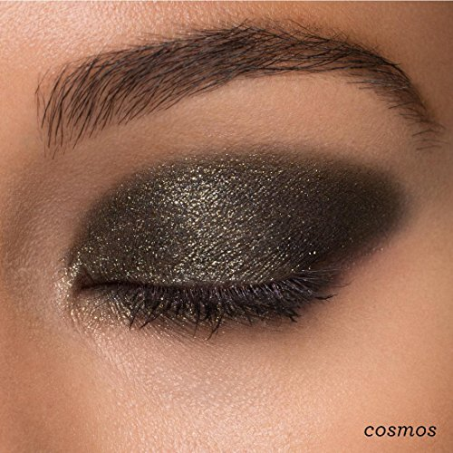 Uses iridescent pearls and vibrant metallic pigments to create an effortless, multidimensional eye look Blends the color payoff of a cream shadow and the layering power of a powder Triple the pigment for intense brightness, incredible stamina, and endless looks