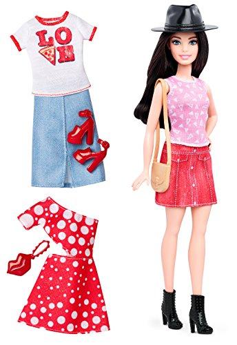 Barbie Fashionista Dark Hair Doll