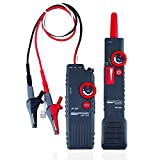 Noyafa NF-820 Upgraded Underground Cable Wire Locator with Anti-Interference to Locate Pet Fence Wires, Metal Pipes