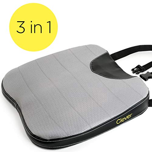 Car Seat Cushion with Strap