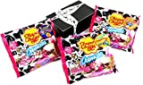 Chupa Chups Cremosa Ice Cream Lollipops, 3 lb Bag in a BlackTie Box