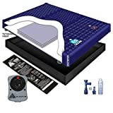 Product review for 95% WAVELESS WATERBED MATTRESS / LINER / HEATER / FILL DRAIN / CONDITIONER KIT (Queen 60x84 1L3G2)