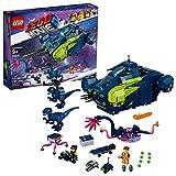 LEGO The Movie 2 Rex's Rexplorer; 70835 Building Kit, Spaceship Toy with Dinosaur Figures (1172 Pieces)
