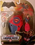Flying Heroes Mini Superman Action Figure Playset