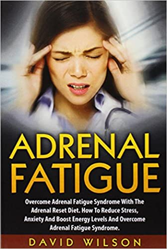 Adrenal Fatigue Recovery Book