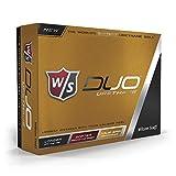Wilson Staff Duo Urethane Golf Ball (12-Pack)