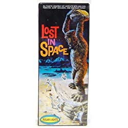 Lost in Space Cyclops Model Kit
