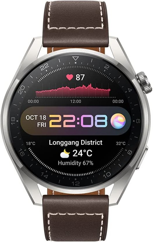 Huawei Watch 3 Pro review: Rough around the edges 3