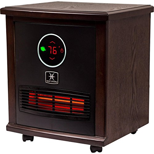Heat Storm Logan Portable Infrared Quartz Heater
