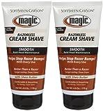 Magic Shave Smooth Razorless Hair Removing Creme Case Pack 6