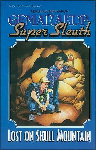 Image result for Gemarakup Super Sleuth: Volume 3: Lost on Skull Mountain