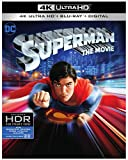 Superman: The Movie (1978) (4K Ultra HD + Blu-ray + Digital) (4K Ultra HD)