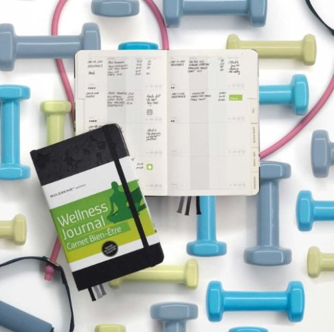Fitness planners are the perfect way to start working out!