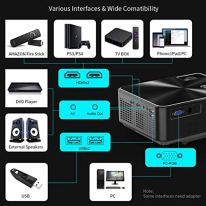 YABER-Portable-Projector-with-5500-Lux-Upgrade-Full-HD-1080P-200-Display-Supported-LCD-LED-Home-Projector-Compatible-with-Smartphone-HDMIVGAAV-and-USB