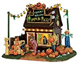 Lemax Spooky Town Spooky Hollow Pumpkin Patch Battery Operated # 54902