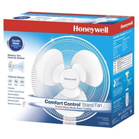 Honeywell-Double-Blade-16-Pedestal-Fan-White-With-Remote-Control