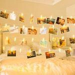 Photo Clip Fairy Lights - Goldilocks Effect