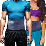 Everyday Medical Umbilical Hernia Belt - for Women and Men - Abdominal Hernia Binder for Belly Button Navel Hernia Support, Helps Relieve Pain - for Incisional, Epigastric, Ventral, Inguinal Hernia