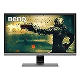 BenQ EL2870U 28 inch 4K HDR10 Gaming Monitor, UHD 3840x2160, FreeSync, 1ms Response Time, Eye-Care, Brightness Intelligence Plus, HDMI, DP, Built-in Speakers