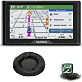 Garmin Drive 60LM GPS Navigator (US) - 010-01533-0C Bundle with Universal GPS Navigation Dash-Mount