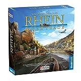 Rhein River Trade Strategy Board Game