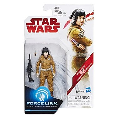 Star-Wars-The-Last-Jedi-Resistance-Tech-Rose-Force-Link-Figure-375-Inches
