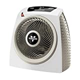 Vornado AVH10 Vortex Heater with Auto Climate Control, 2 Heat Settings, Fan Only Option, Digital Display, Advanced Safety Features