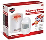 Wireless, Motion Activated Home, Driveway and Outdoor Security Monitor Alarm