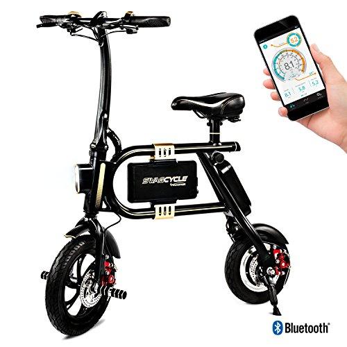 Swagtron SwagCycle Classic E-Bike