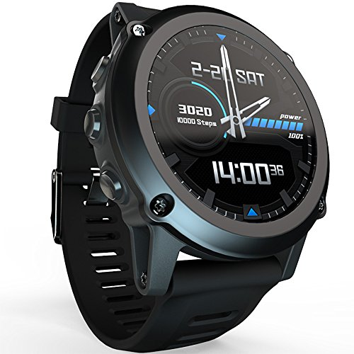 612tKeXeTzL Waterproof and dustproof design, easy to handle everyday life, excellent impact and drop resistance, protect all aspects of your watch. Full-featured and versatile to meet all your smartwatch needs. Large battery life is long, intelligent power saving, standby standby, standby mode 200 days, is the best choice for long-distance travel.