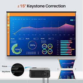 VANKYO-Performance-V620-Native-1080P-Projector-with-200-Display-50000-Hours-LED-Compatible-with-TV-Stick-HDMI-X-Box-Laptop-iPhone-Android-for-HomeOutdoor-Entertainment