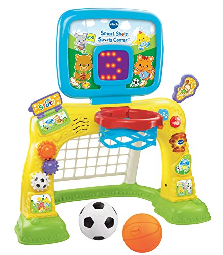 Little Tikes EasyScore Basketball VTech Smart Shots Sports Center