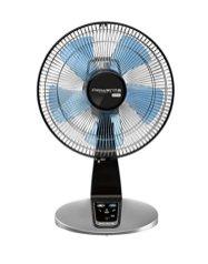 Rowenta-VU2660-Turbo-Silence-Fan-Table-Fan-Portable-Fan-5-Speed-Fan-with-Remote-Control