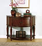 Product review for Brown Entry Table by Coaster