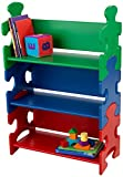 Product review for Kidkraft Puzzle Book Shelf - Primary