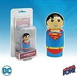 Bif Bang Pow! Justice League Superman Pin Mate Wooden Figure