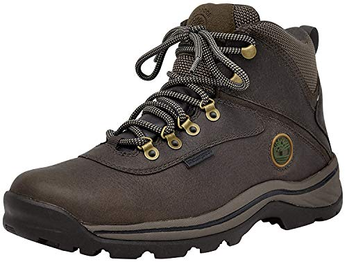 Timberland White Ledge Men's Waterproof Boot,Dark Brown,10.5 M US
