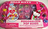 Hello Kitty Personalized Pop Beads with Lap Desk/Case