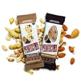 Perfect Bar Original Refrigerated Protein Bar, Chocolate Lover's Variety Pack Peanut Butter & Almond Butter, 12-15g Whole Food Protein, Gluten Free and Non-GMO, 2.2 - 2.3 Oz. Bar (24 Bars)