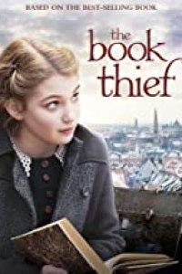 Book Thief DVD Cover