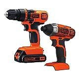 Black & Decker 20V MAX Drill/Driver...