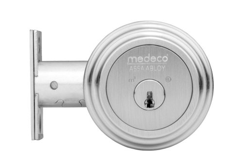 The Medeco Maxum is the best lock overall