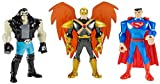 Mattel DC Justice League Mighty Minis Superman, Lobo, and Hawkman Mini Figure, 3 Pack