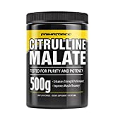 PrimaForce Citrulline Malate Powder Supplement - Enhances Strength Performance / Improves Muscle Recovery, 500 Grams