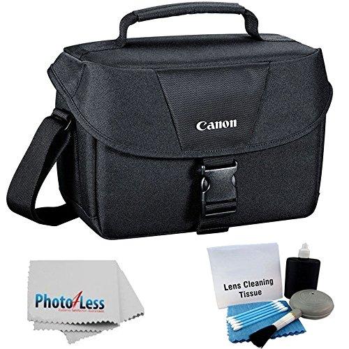 Canon Genuine Padded Starter Digital SLR Camera Lens Case Gadget EOS Shoulder Bag For T3 T3i T4i T5 T5i T6s T6i SL1 70D 60D 50D