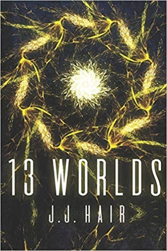 13 Worlds Book Cover