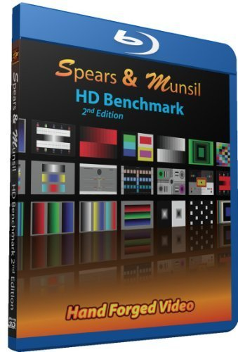 Spears & Munsil HD Benchmark and Calibration Disc 2nd Edition